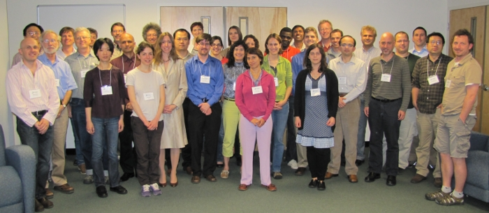 Workshop Group photo.