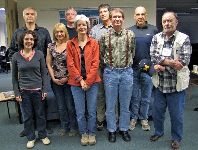 Working group photo.