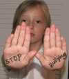 Stop bullying photo.