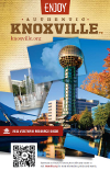 Knoxville Visitor Center Guide Brochure