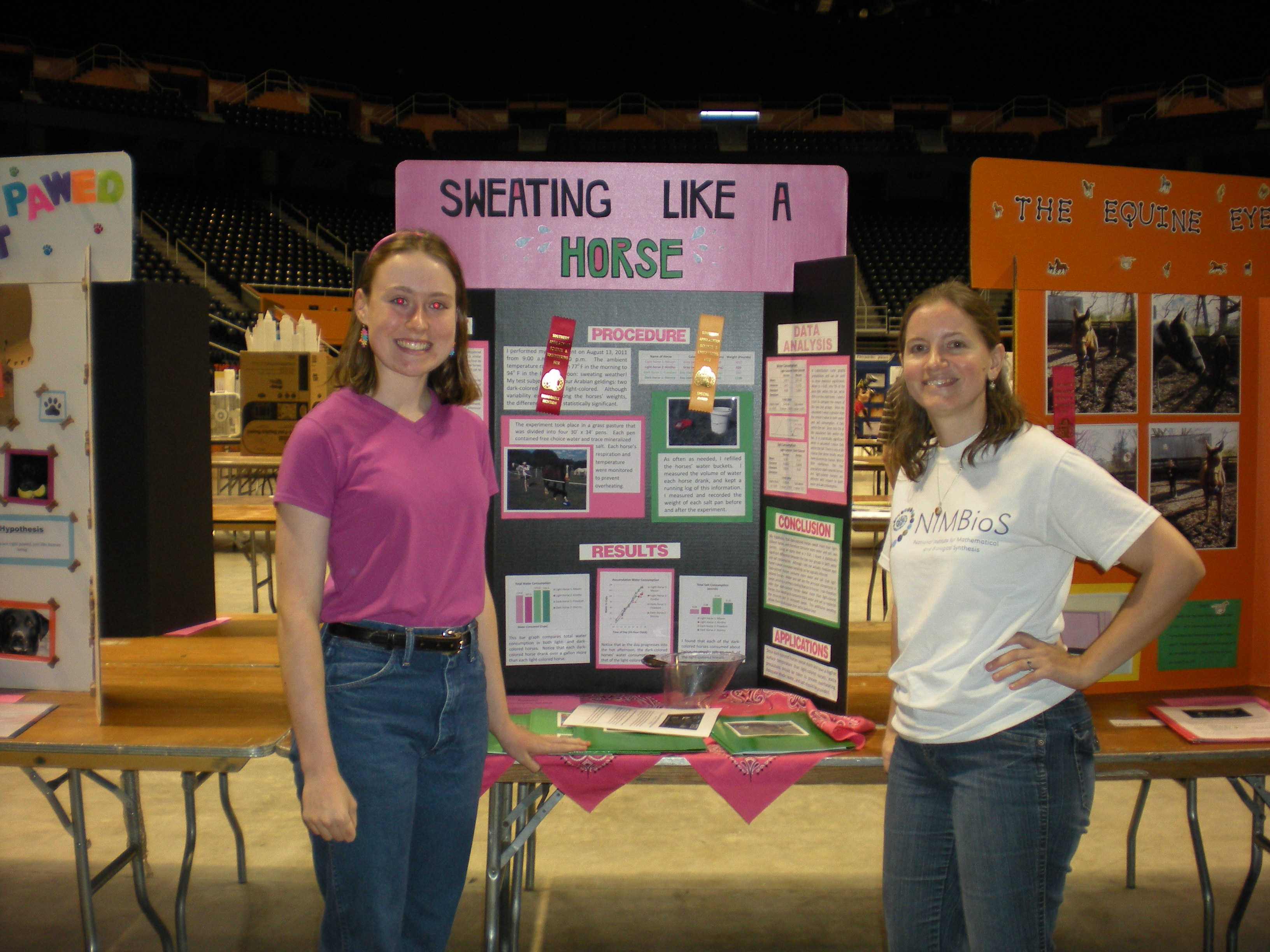 jr high science fair projects